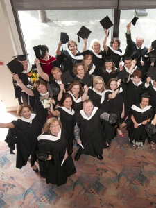 Staff members interested in volunteering for the fall convocation ceremony on November 10 are invited to participate.