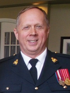 RCMP gives tip of the cap to Don Devenney