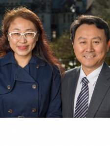 SCC welcomes Dr. Jiang and Dr. Huang