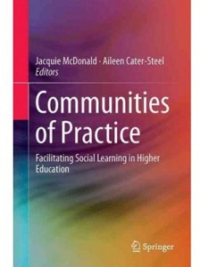 New book: Communities of Practice in Higher Ed