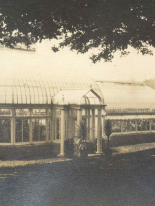 The Conservatory pre 1937