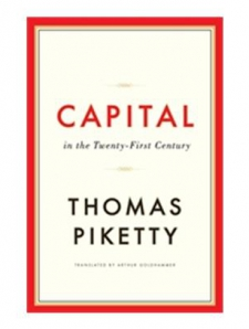 Recommended Read: Capital in the 21st Century