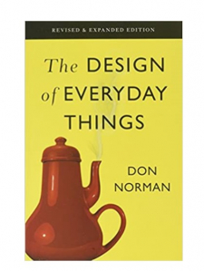 Book cover of Design of Everyday Things