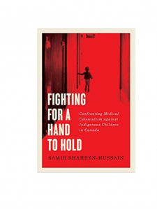Book cover: Fighting for a Hand to Hold