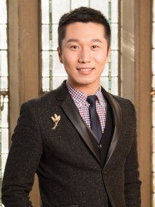 The School of Education and Technology is very pleased to welcome our new program associate, Cai Dong!