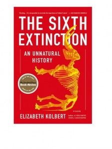 cover art - Sixth Extinction