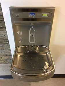New water refill stations installed on campus