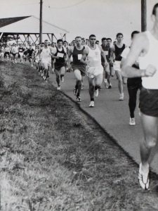 Nelles Cup competitors in 1964