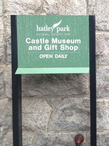 Gift Shop and Museum holiday hours