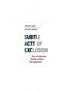 book cover: Subtle Acts of Exclusion