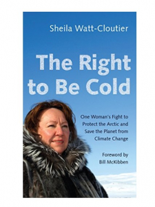 book cover of The Right to be Cold