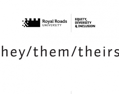 they/them/theirs sticker example