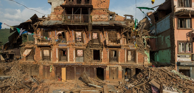 A conversation about the Nepal earthquake