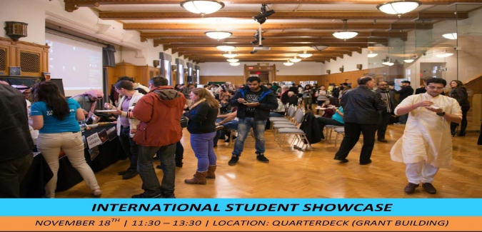 IEW: Student Showcase & Talent Show