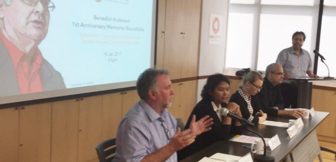 Ken Christie participates in Bangkok panel