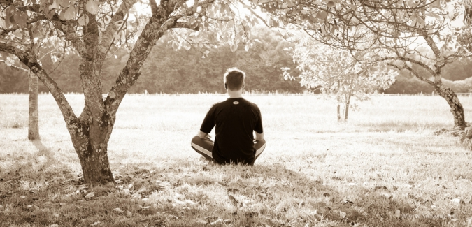 Meditation and Mindfulness in the Garden