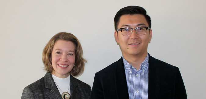 Communications and Advancement welcomes Amy Hinrichs as our new advancement coordinator and congratulates Felix Gao on being the successful candidate for the international alumni coordinator position.