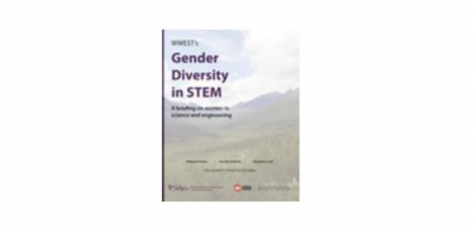 Recommended Read: Gender Diversity in STEM