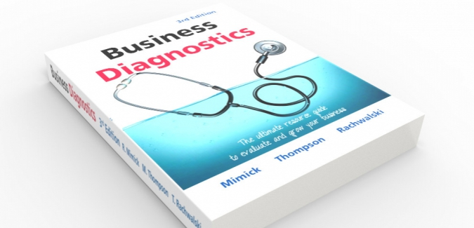 Business Diagnostics, third edition is now available