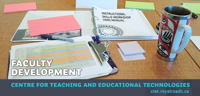 Facilitating Learning Online (online 5-week course) - formerly Instructional Skills Workshop Online (ISWO)
