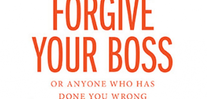 Dewar publishes How to Forgive your Boss