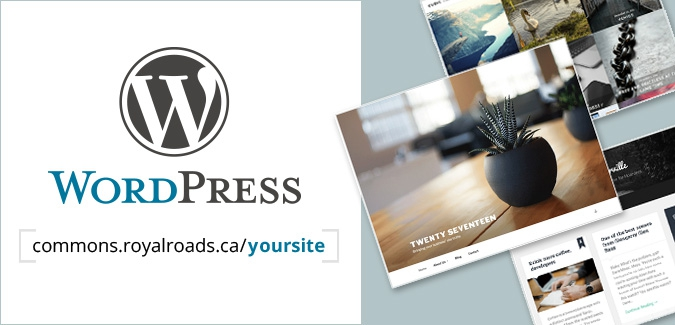WordPress commons theme