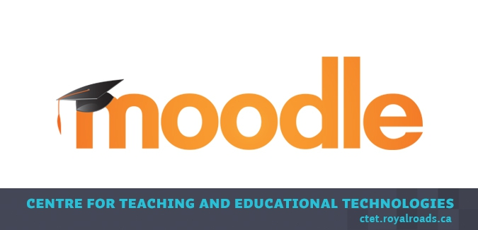 Moodle: Getting Around