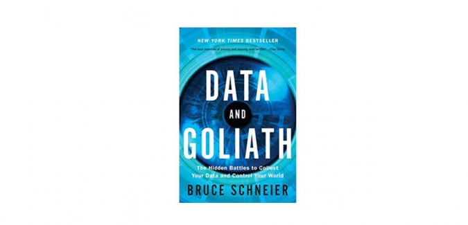 Recommended Read: Data and Goliath | Crossroads