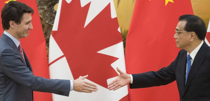 Geopolitics of Canada's trade with Indo-Pacific
