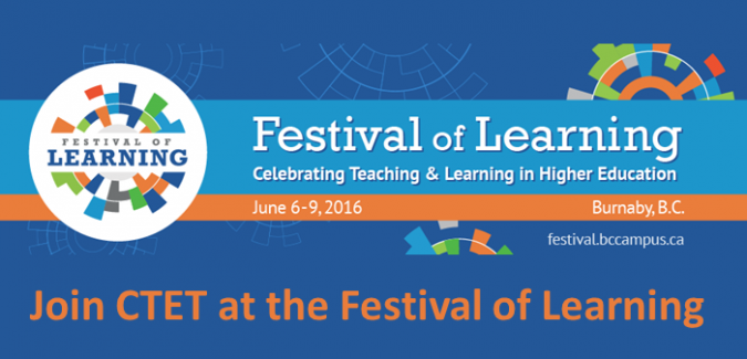 Festival of Learning proposals due March 14