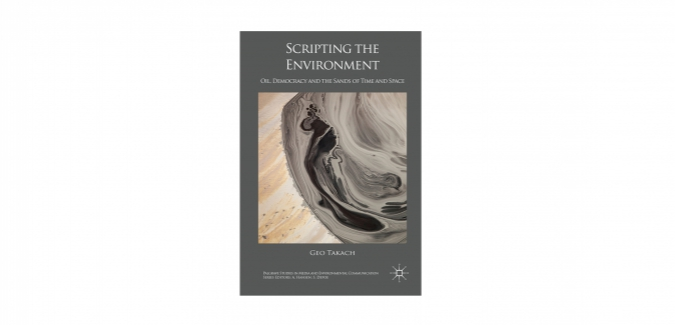 """Scripting the Environment"" book cover"