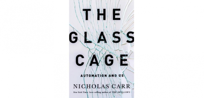 Carr brilliantly and scrupulously explores all the psychological and economic angles of our increasingly problematic reliance on machinery and microchips to manage almost every aspect of our lives.