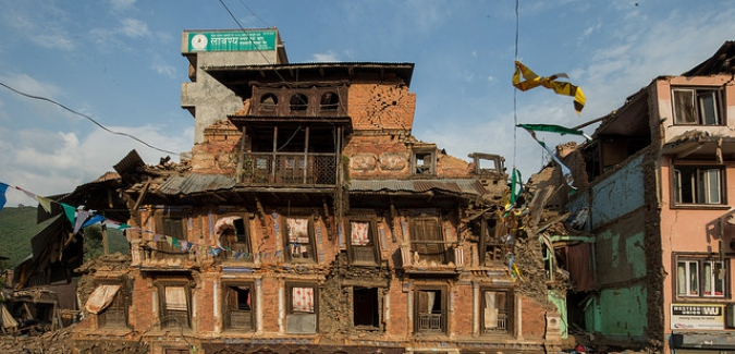 Emergency relief: A conversation about the Nepal 2015 earthquake