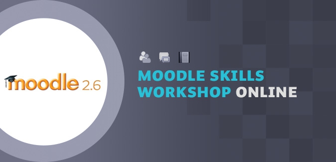 Both novice and experienced instructors will explore the Moodle editing environment and practice creating basic elements for a course