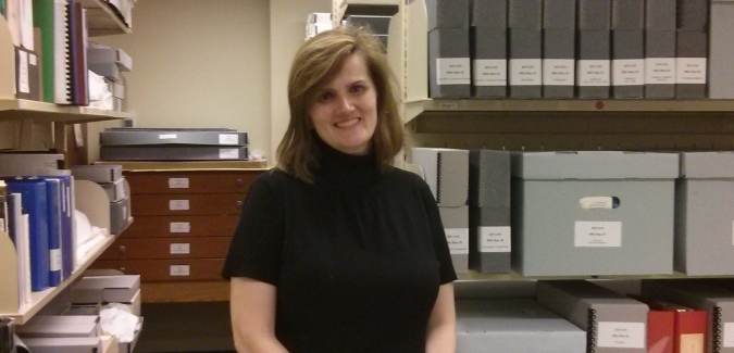 Archivist Caroline Posynick is leaving for her dream job at the Royal BC Museum.