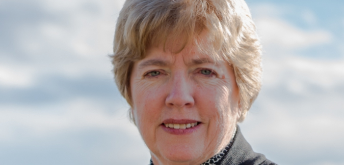 Farewell and thanks to Nancy Wilkin