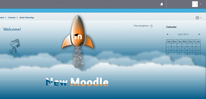 Are you ready for New Moodle?