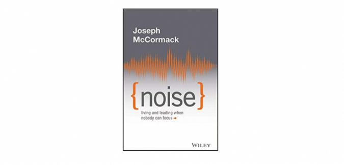 Book cover for Noise