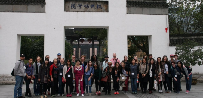 MAIIC students return from residency in China