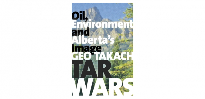Takach's newest book mines oil, enviro, place