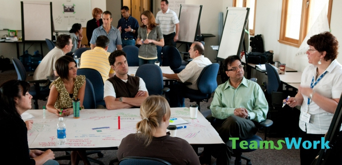 TeamsWork: lessons learned from Team Based Learning Institute