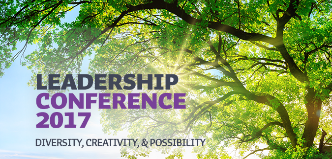 Leadership Conference 2017: Diversity, Creativity, & Possibility