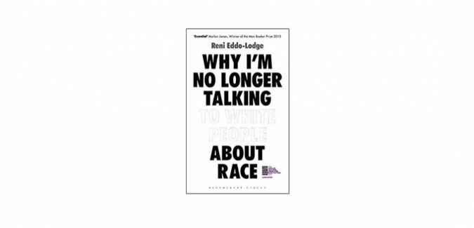 Recommended read: Why I'm No Longer Talking to White People About Race