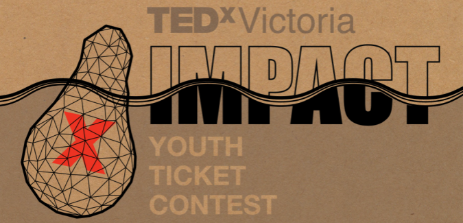 As the proud title sponsor of this year's event, Royal Roads University has partnered with TEDxVictoria to bring the youth of Victoria a chance to win free tickets to TEDxVictoria 5: Impact.
